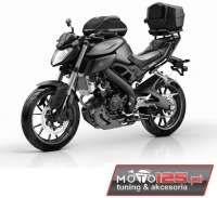 tuning wizualny yamaha mt 125 yamaha. Black Bedroom Furniture Sets. Home Design Ideas