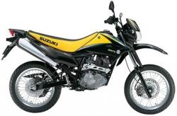 Suzuki DR DR-Z 125 SM 4T