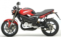 Cagiva PLANET & RAPTOR 125