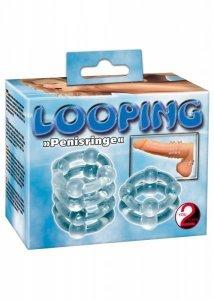 Pierścień-5148290000 2er Ringeset Looping-