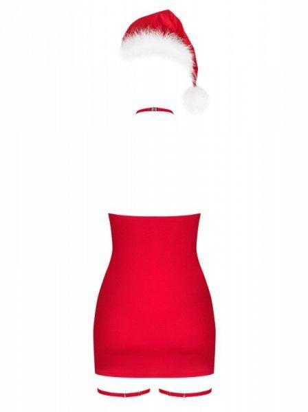 Bielizna Kissmas koszulka czerwona XXL