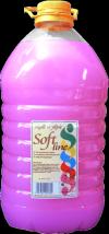 Mydło w płynie Soft-line 5L PET