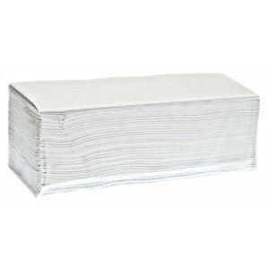 Ręcznik ZZ biały 4000szt. 1w makulatura