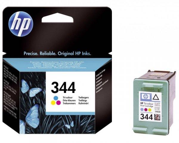 HP Tusz nr 344 C9363EE Kolor 14ml