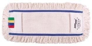 Mop kieszeniowy bawełna tuft krzyżowy linia premium 40cm Pętelkowo – Cięty