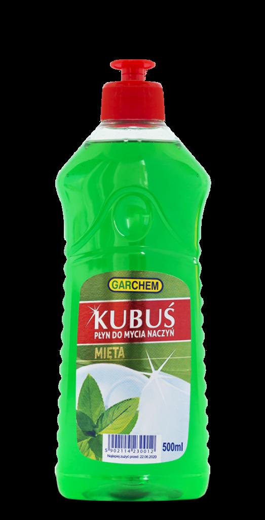Płyn do mycia naczyń Kubuś 0,5L