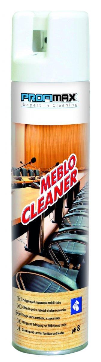 MEBLO - czyszczenie i pielęgnacja mebli - aerozol 350ml