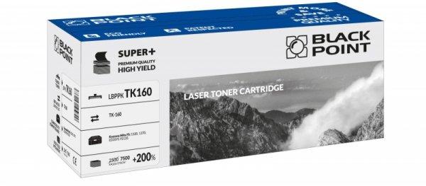 Black Point toner LBPPKTK160 zastępuje Kyocera TK160, 7500 stron