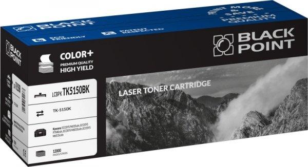Black Point toner LCBPKTK5150BK zastępuje Kyocera TK-5150K, czarny