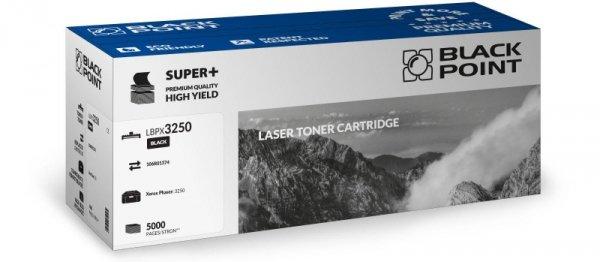 Black Point toner LBPX3250 zastępuje Xerox 106R01374, 5000 stron