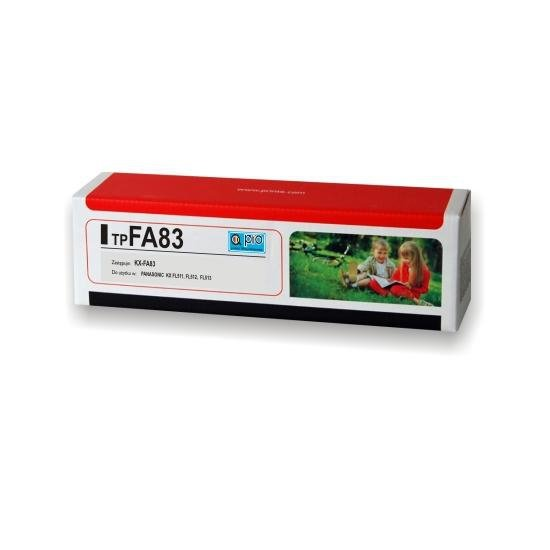 Printé toner TPFA83 zastępuje Panasonic KX-FA83