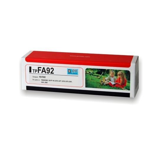 Printé toner TPFA92 zastępuje Panasonic KX-FAT92