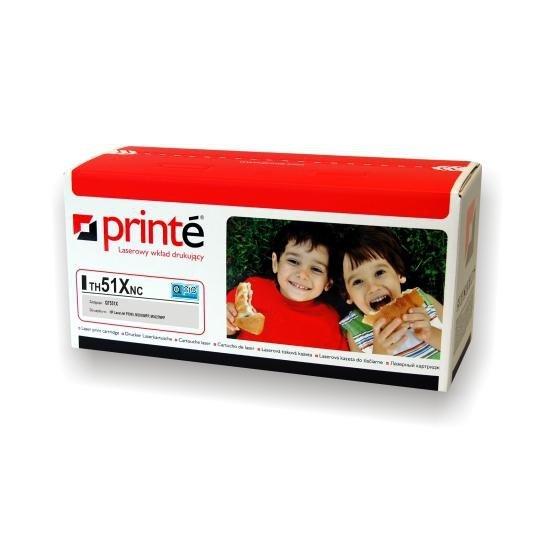 Printé toner TH53XNC zastępuje HP / Canon Q7553X / CRG-715H