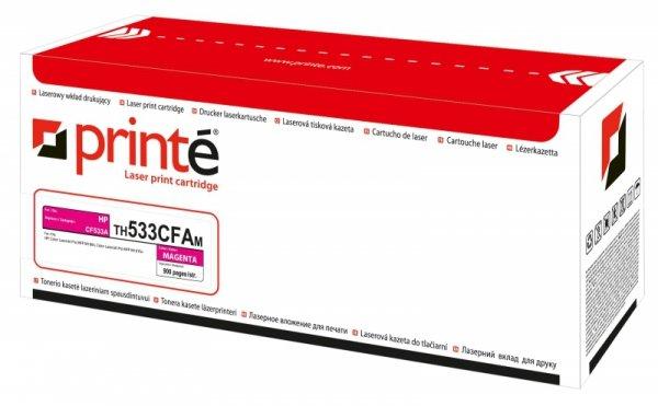 Printé toner TH533CFAM  zastępuje HP CF533A, magenta