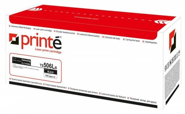 Toner laserowy Printe TS506LB, zastępuje: Samsung CLT-K506L, 6000 str., czarny