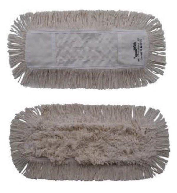 Mop Dust 100cm bawełniany na prosto