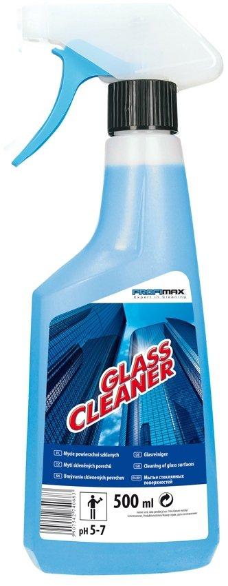GLASS CLEANER - mycie szkła, szyb, luster 500ml