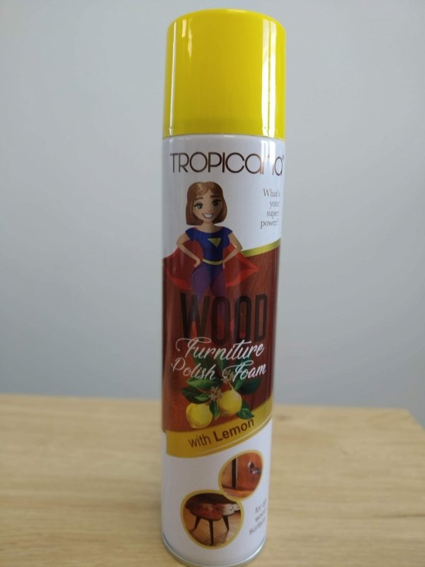 Środek  do mebli  300ml spray Tropicana