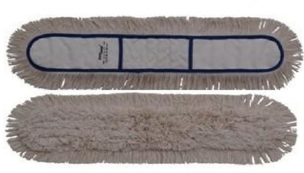 Mop Dust 40cm bawełniany na półokrągło