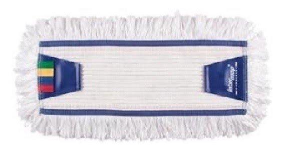 Mop Tes bawełna biała tuft krzyżowy linia premium 40cm Petelkowo – Ciety