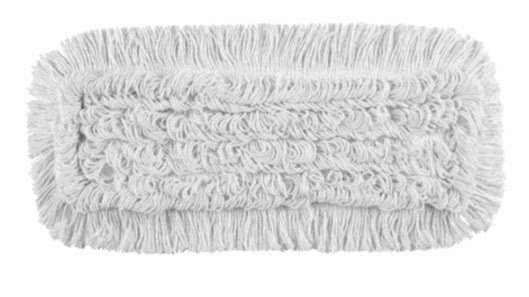 Mop Tes bawełna biała linia premium 50cm Petelkowy