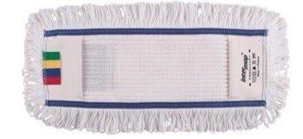 Mop Przesuw bawełna biała tuft krzyżowy linia premium 40cm Pętelkowy