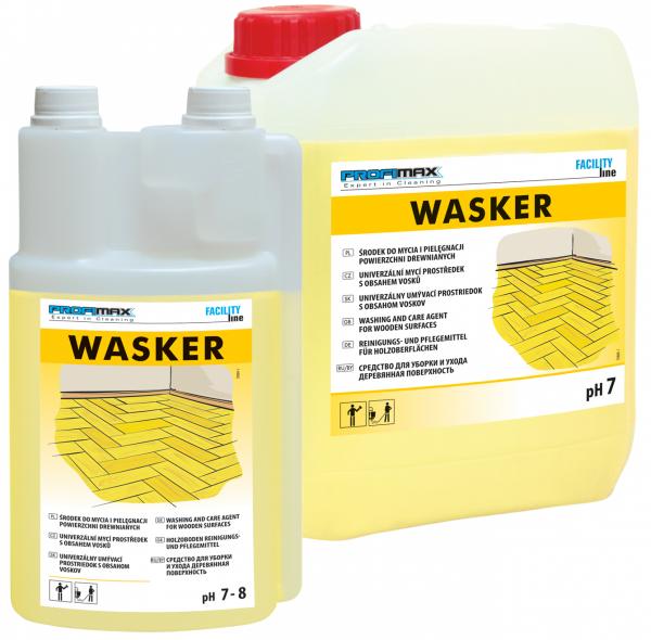 WASKER  - do mycia i pielęgnacji powierzchni drewnianych 1l