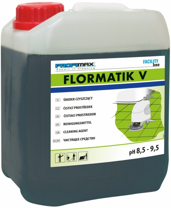 FLORMATIK V - środek czyszczący 5l