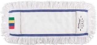 Mop kieszeniowy bawełna biała linia premium 50cm Pętelkowo – Cięty