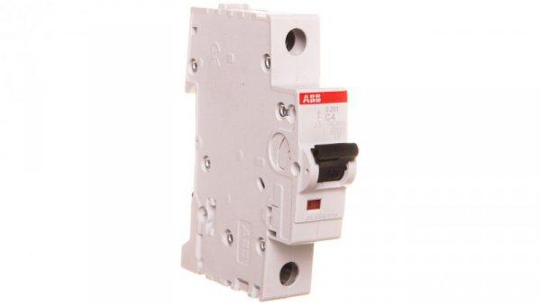 Wyłącznik nadprądowy 1P C 4A 6kA AC S201-C4 2CDS251001R0044