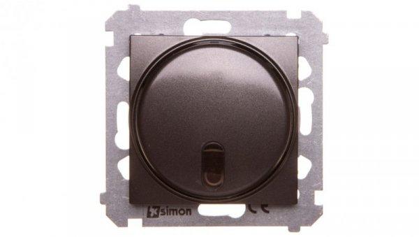 Simon 54 Ściemniacz zdalnego sterowania 20-500W antracyt  DS13T.01/48
