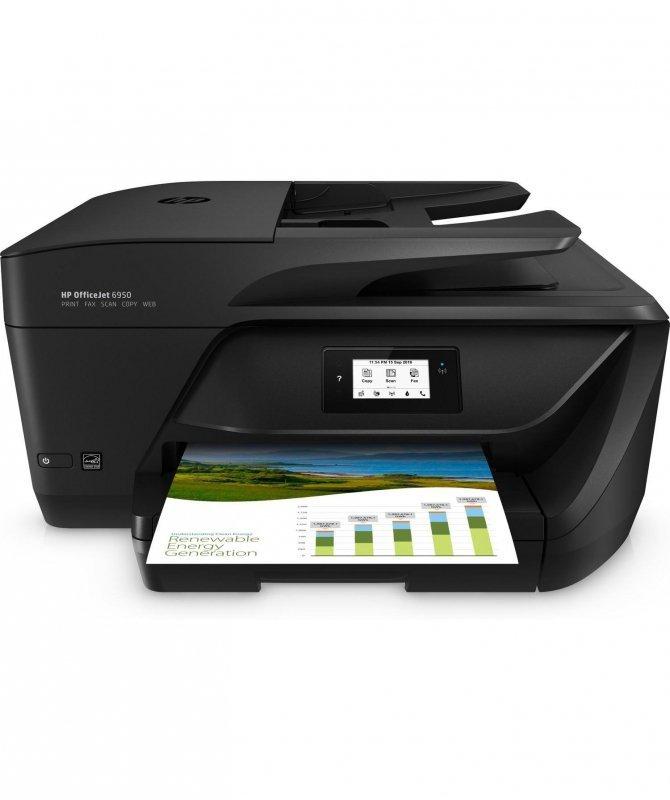 Urządzenie wielofunkcyjne HP OfficeJet Pro 6950 4w1