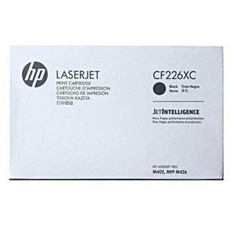 Toner HP LaserJet 26x (CF226XC) black