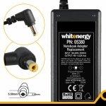 Whitenergy Zasilacz 05380 19V   6.32A 120W wtyk 5.5*2.5mm Toshiba