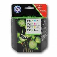 HP Inc. 950XL/951XL Combo Pack C2P43AE