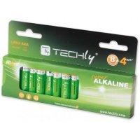 Techly Baterie alkaliczne LR03 AAA 12szt,(IBT-LR03T12B)