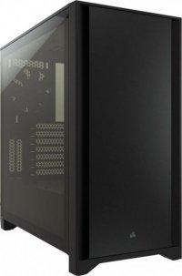Corsair iCUE 5000X RGB TG Mid Tower BLACK