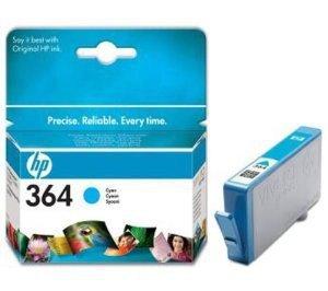 HP Inc. Tusz nr 364 Błękitny (Cyjan) CB318EE