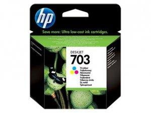 HP Inc. Tusz nr 703 Kolor CD888AE