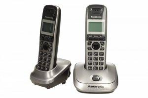 Panasonic KX-TG2512 Dect/Grey/Duo