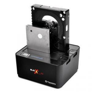 Thermaltake Stacja dokująca - BlacX Duet 5G 2,5/3,5 HDD USB 3.0, czarna