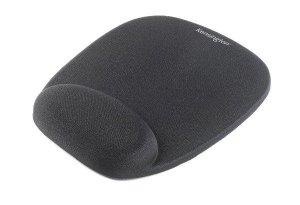 Kensington Podkładka pod mysz, ergonomiczna, piankowa, czarna