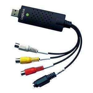 LogiLink Grabber Audio/Video USB 2.0 z Zgodn. z Win 8