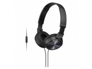 Sony Słuchawki handsfree, mikrofon MDR-ZX310AP black