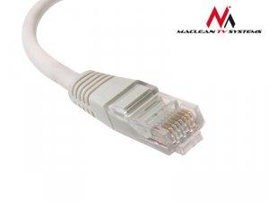 Maclean Przewód patchcord UTP 5e MCTV-650 20m wtyk-wtyk