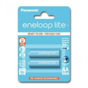 Panasonic ENELOOP LITE AA 950 mAh 3000 CYKLI 2SZT