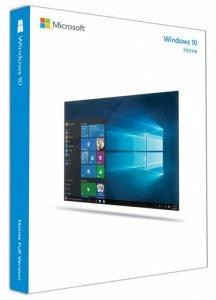 Microsoft OEM Windows 10 Home PL x32 DVD        KW9-00163