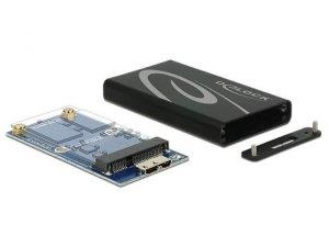 Delock Kieszeń zewnętrzna MSATA SSD USB 3.0