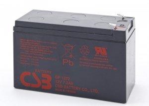 CSB GP 1272 F2 12V 7.2Ah GP1272F2