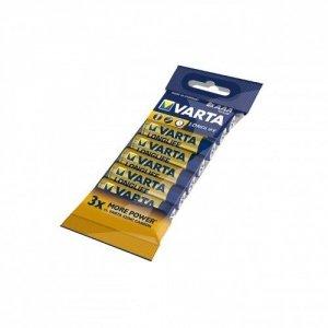 Varta Baterie alkaliczne  R3(AAA) 8szt. longlife